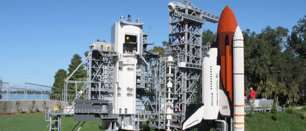 Kennedy Space Center Miniland