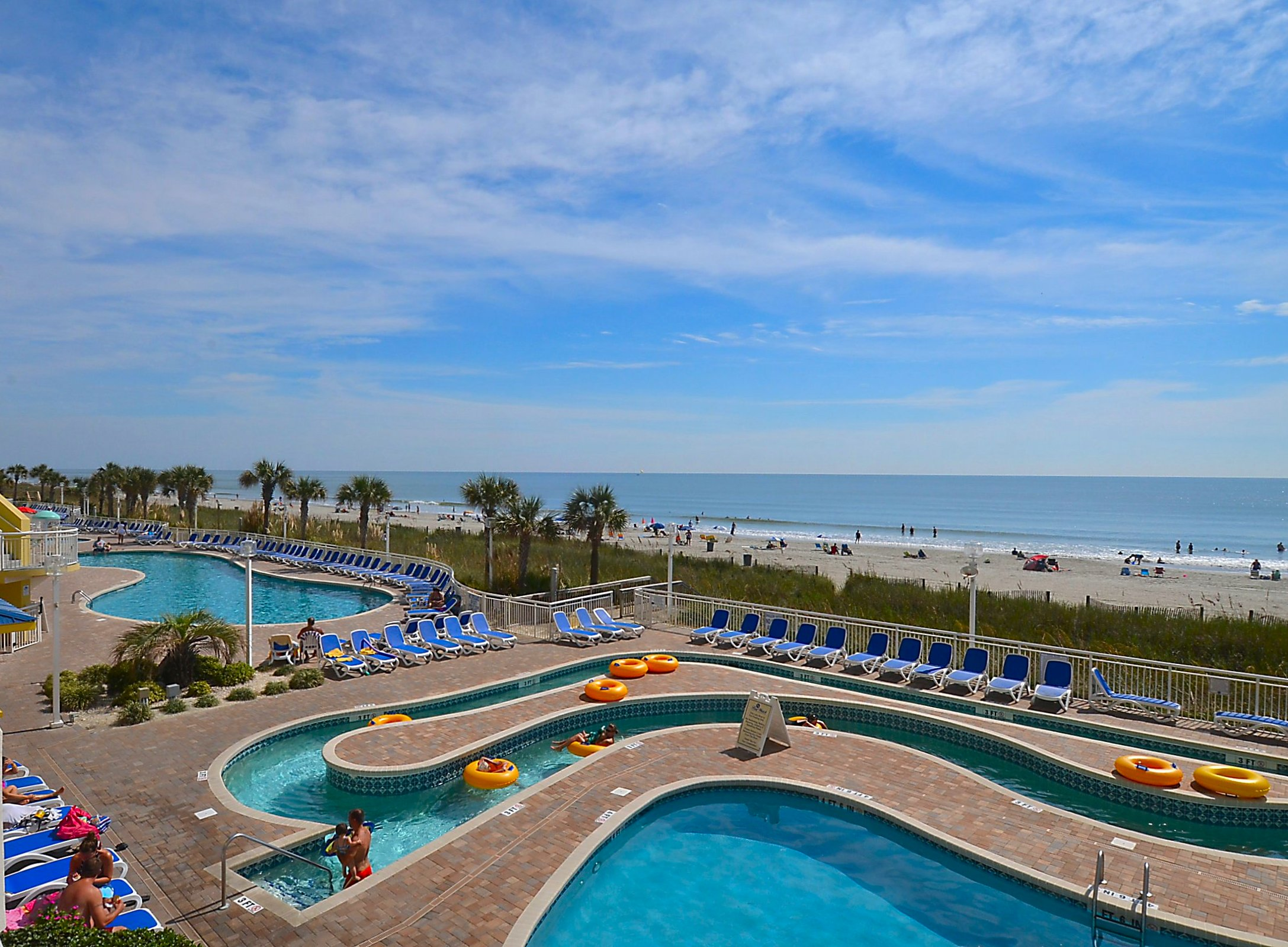 Located In North Myrtle Beach Bay Watch Resort Offers Beautiful Oceanfront 1 2 And 3 Bedroom Condos These Private Are Designer Furnished Have