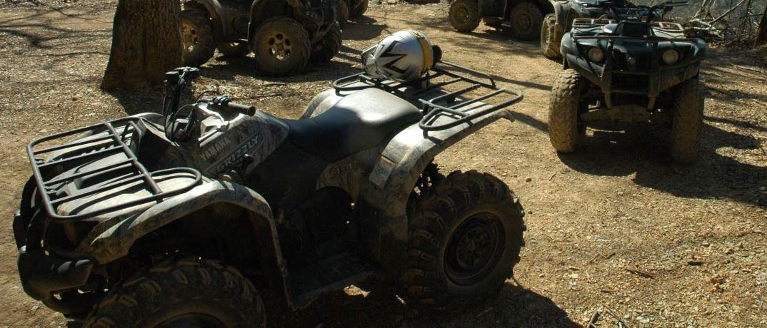 ATV Tours in Pigeon Forge