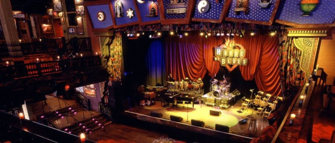 House of Blues Restaurant
