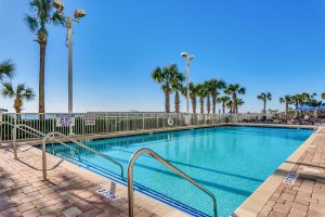 Dunes Village Resort in Myrtle Beach outdoor pool