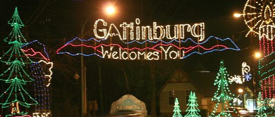 Gatlinburg Lights