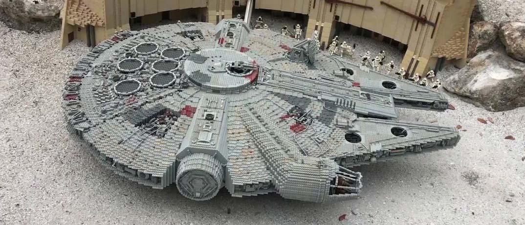 Star Wars Miniland Orlando