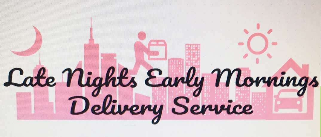 Late Nights Early Mornings Delivery Service