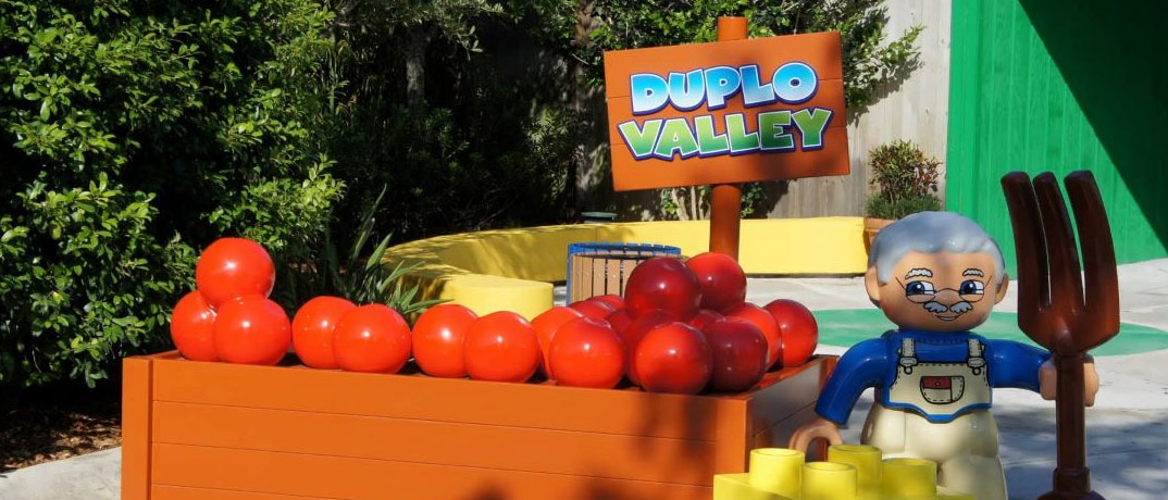 Duplo Valley Attractions