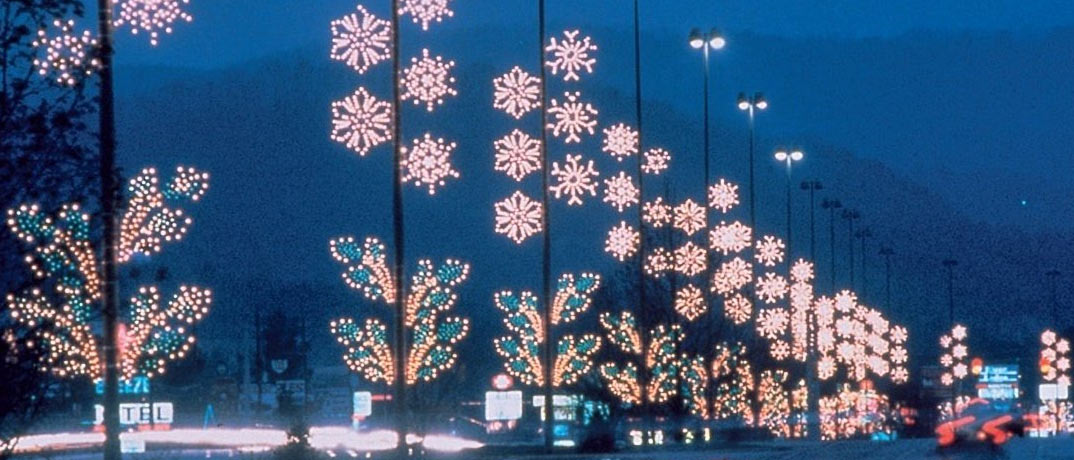 Pigeon Forge Lights