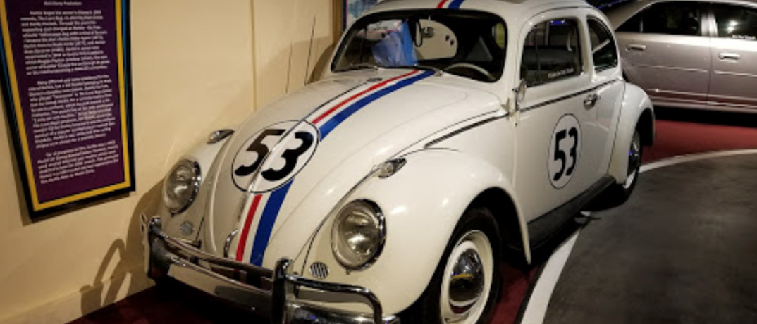 Hollywood Stars Cars Museum in Pigeon Forge