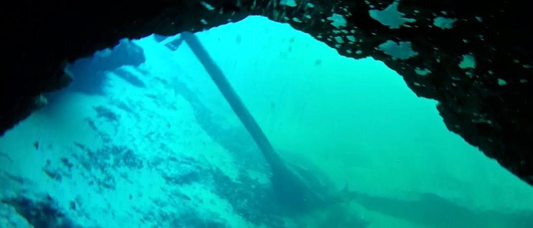 Under Water Morrison Springs