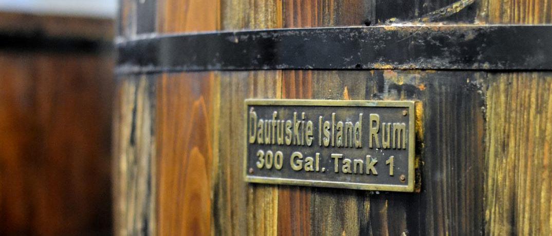 Daufuskie Island Rum