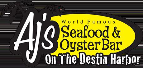AJs Seafood in Destin, FL