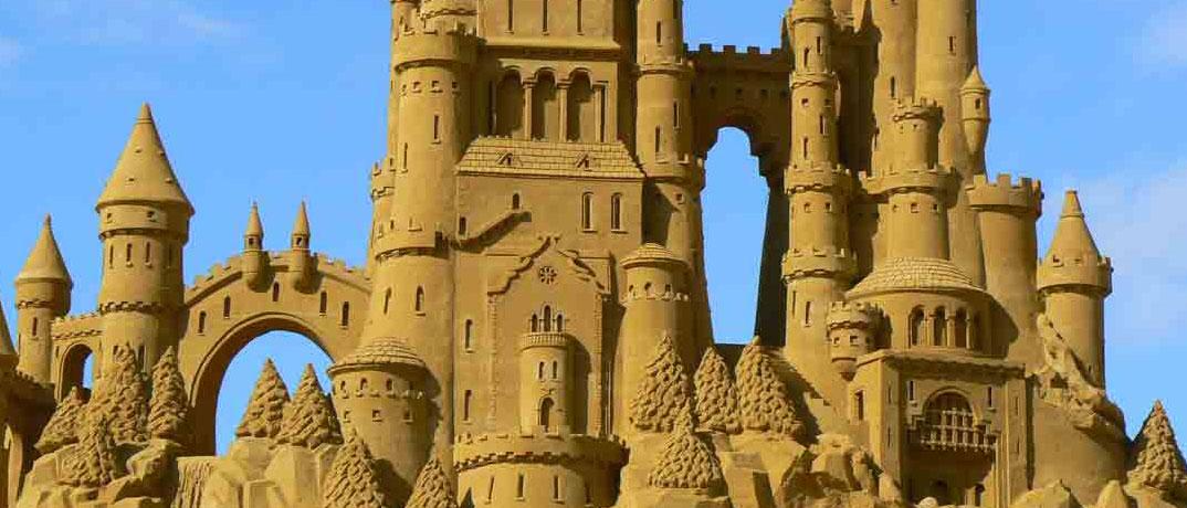 Pro Sand Castles