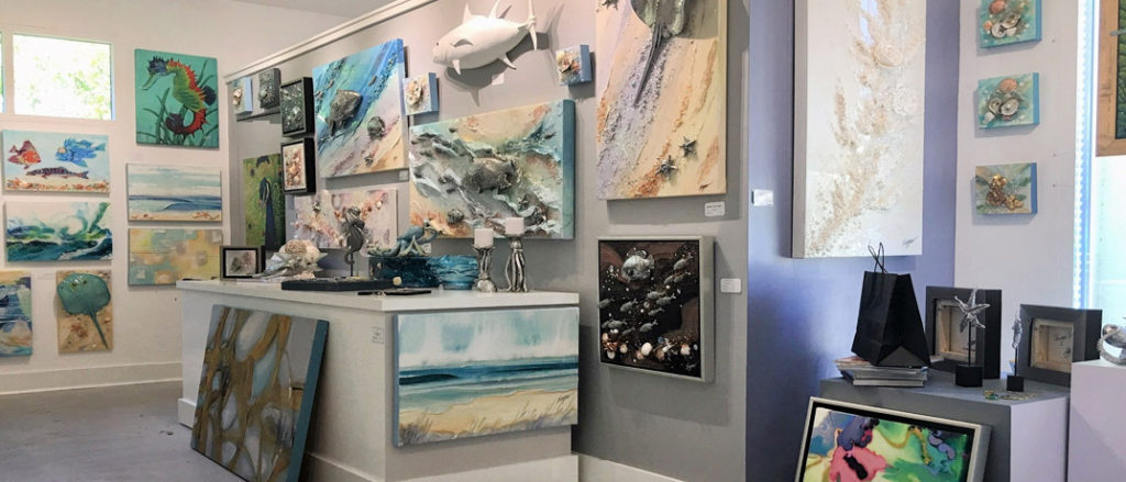 Art Galleries In Grayton Beach