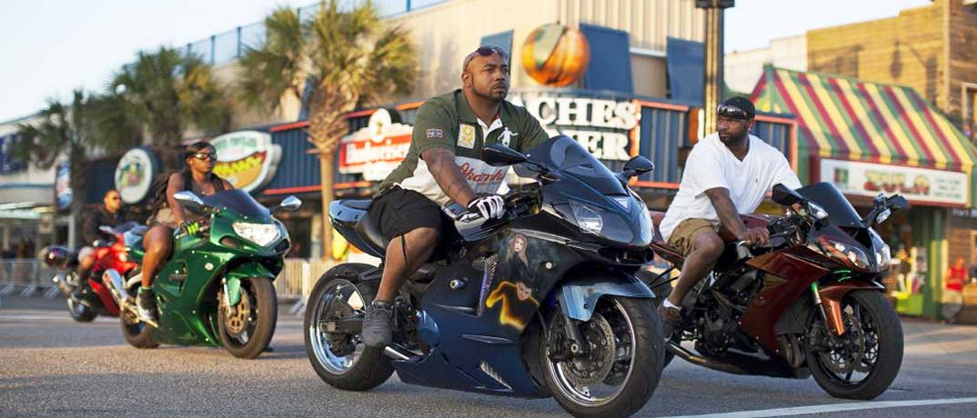 Atlantic Beach Bike Week
