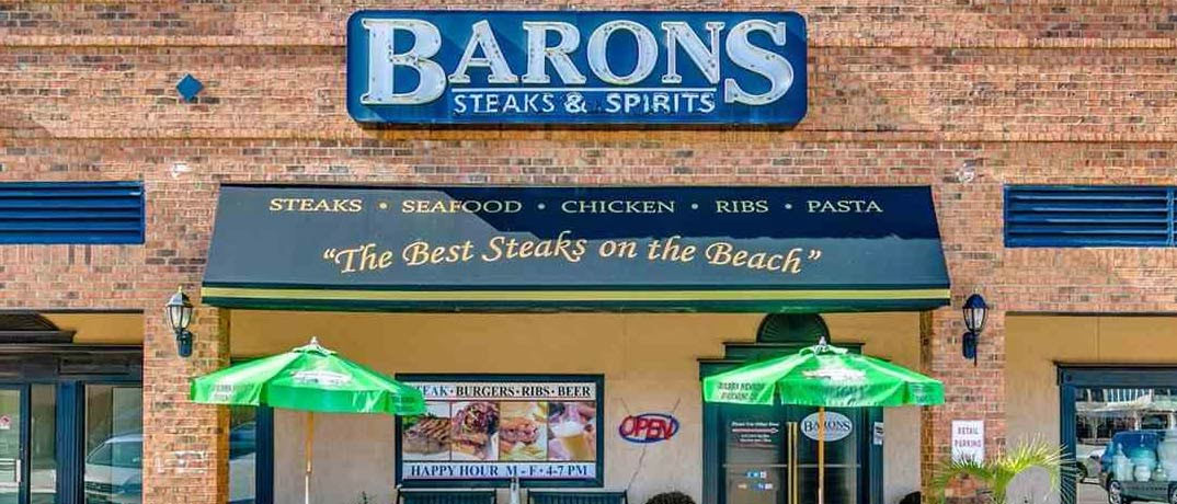Baron's Steak & Spirits