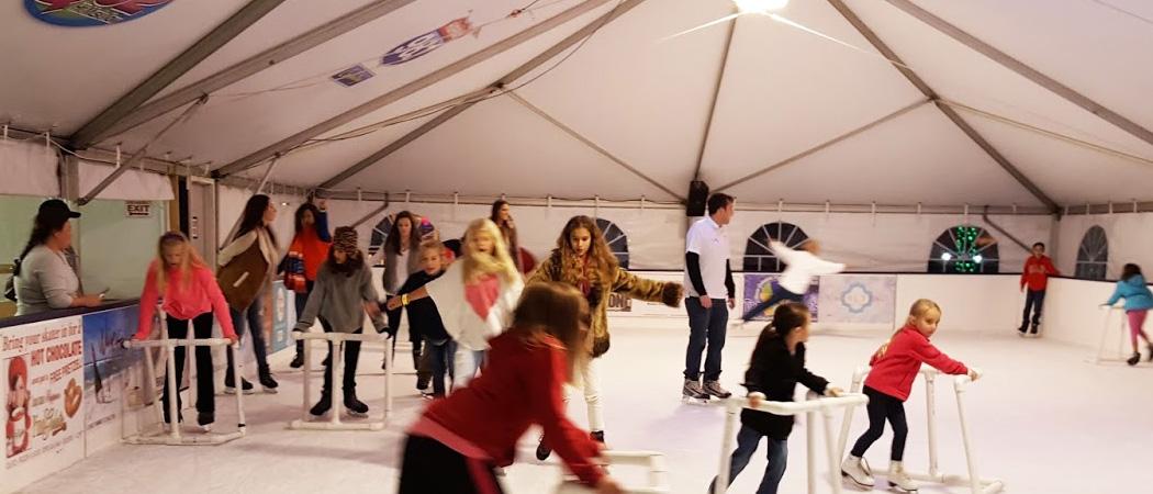Baytowne on Ice