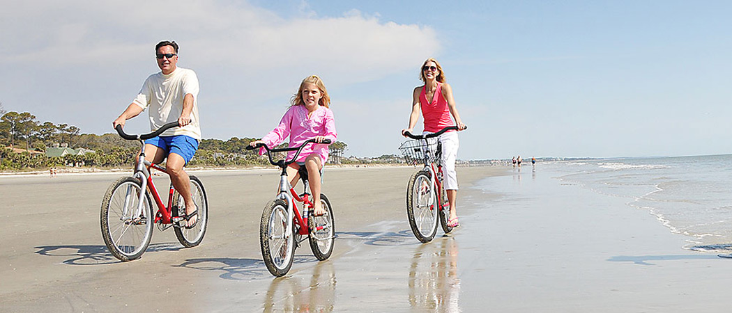 Beaches and Bike Paths