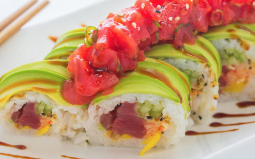 Top Five Sushi Panama City Beach Restaurants