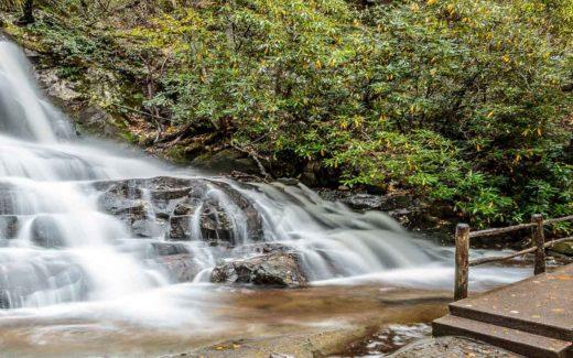 Gatlinburg Waterfalls