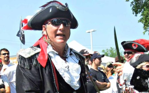 Billy Bowlegs Pirate Festival