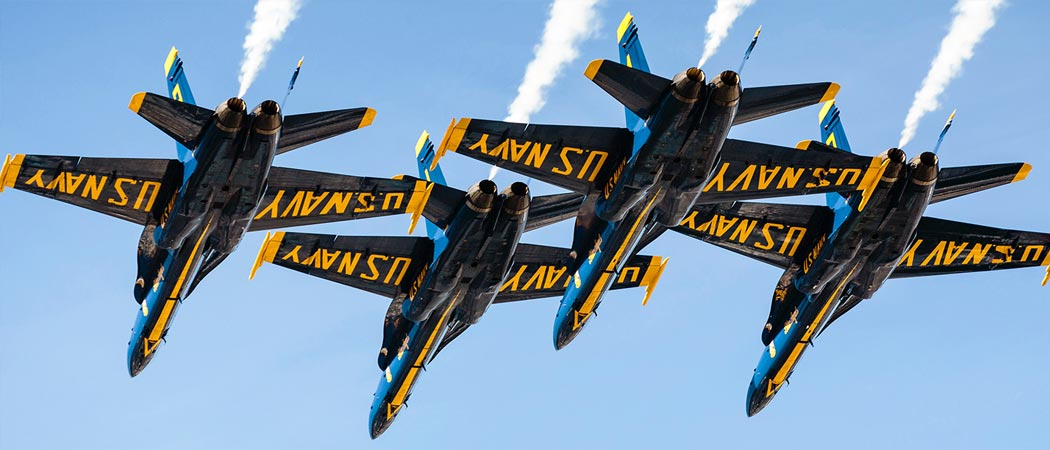 Blue Angels Air Show 2018