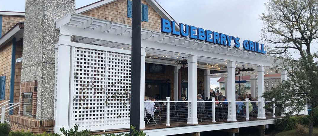 Blueberry Grill