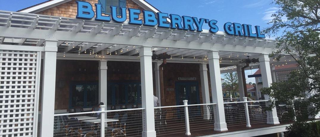 Blueberrys Grill