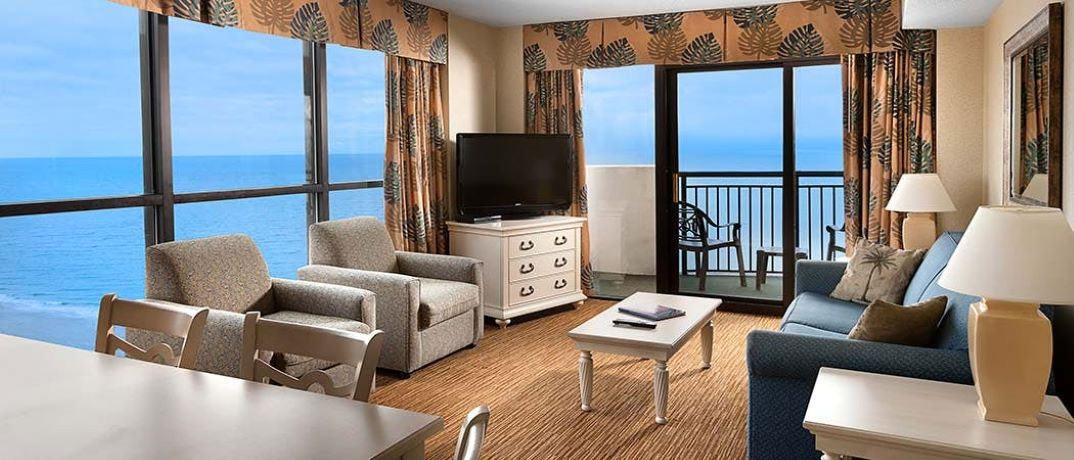 Breakers Resort In Myrtle Beach, SC