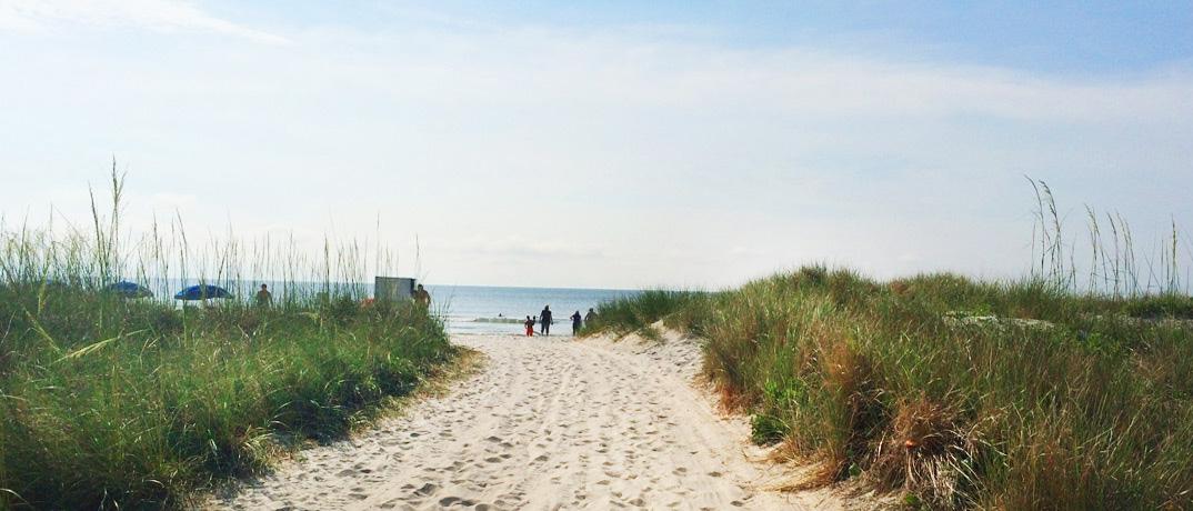 Burkes Beach