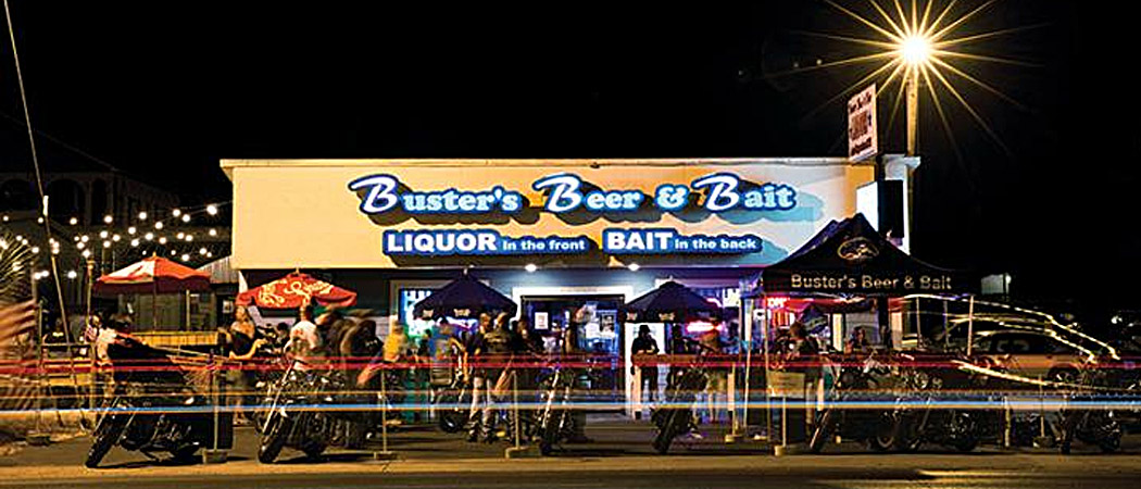 Buster's Beer & Bait