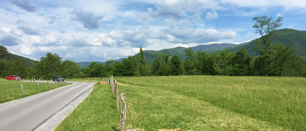 Cades Cove Loop Road