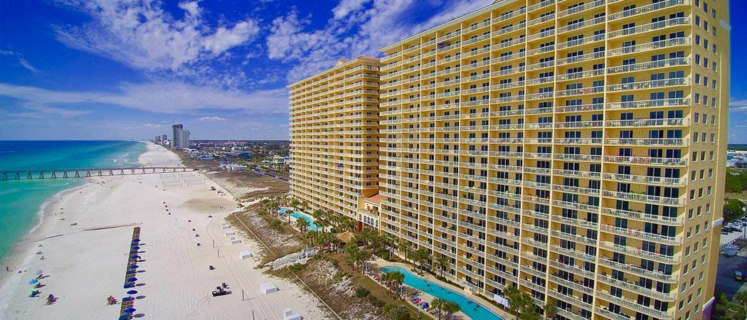 Calypso Resort in Panama City Beach