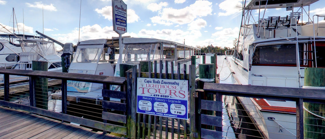Cap'n Rod's Lowcountry Tours