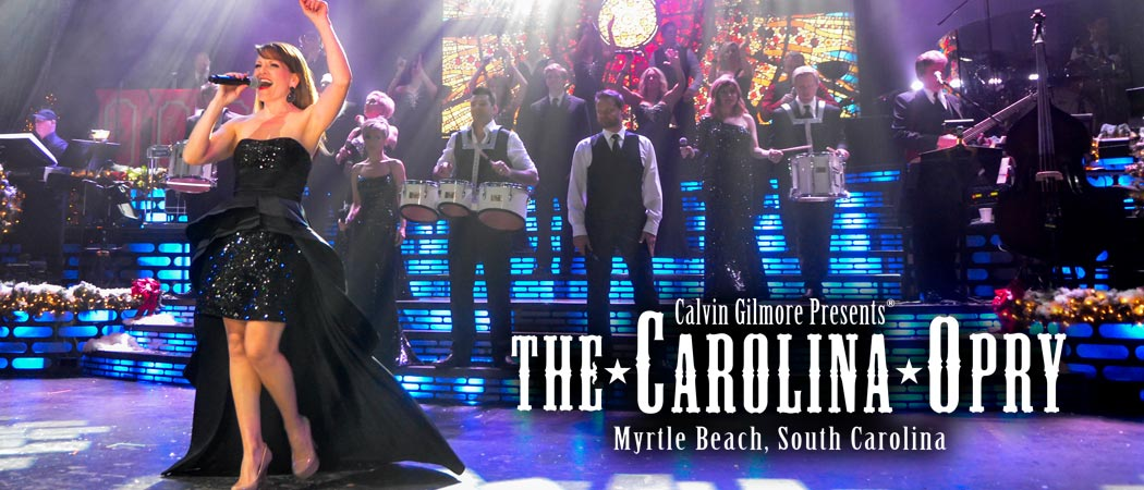 Carolina Opry Christmas Show - Myrtle Beach, SC
