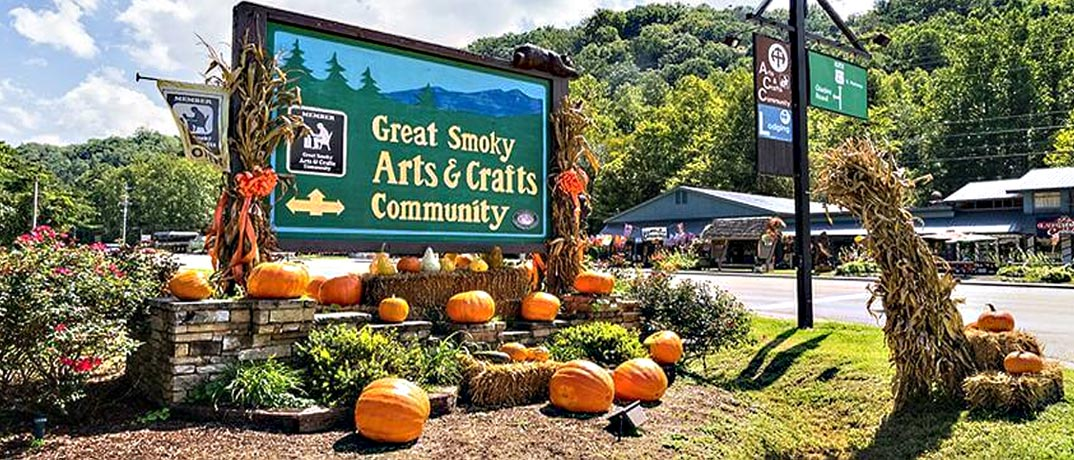 Gatlinburg's Arts & Crafts Community
