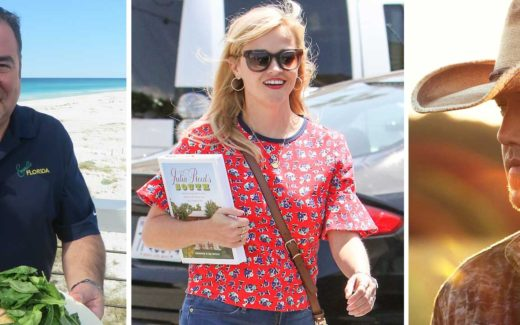 Celebrities Who Visit 30a