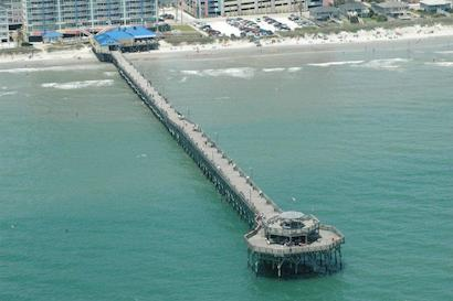 Cherry Grove Pier web cam