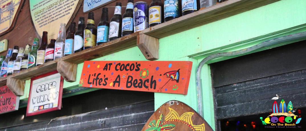 Coco's on the Beach
