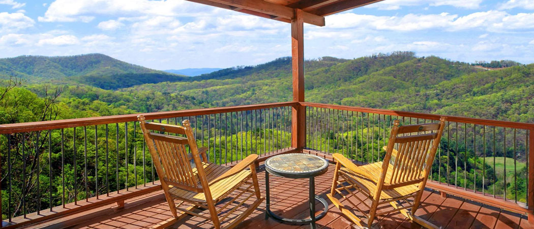 Pigeon Forge Cabins with Views