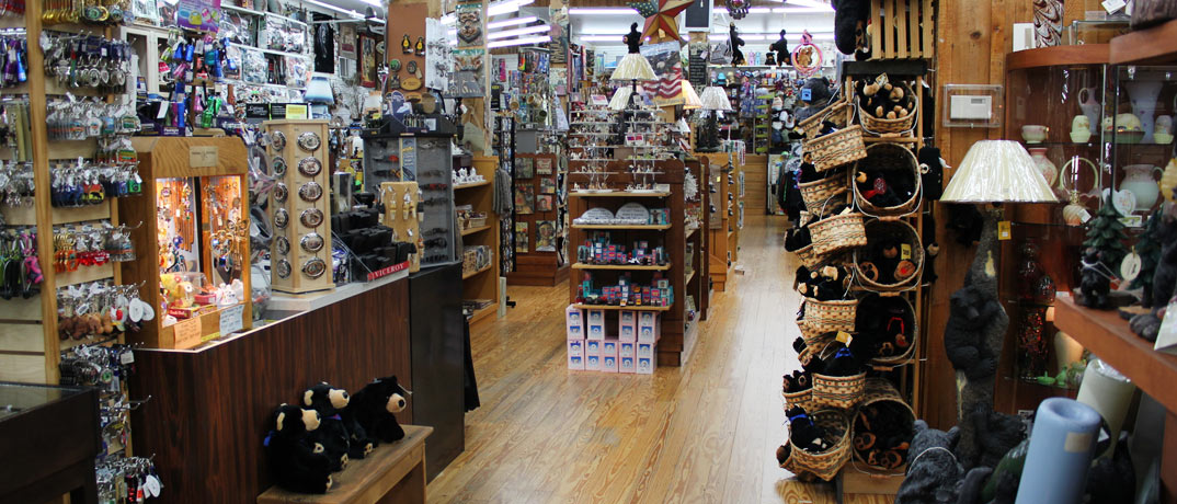 Country Bear Gift Shop
