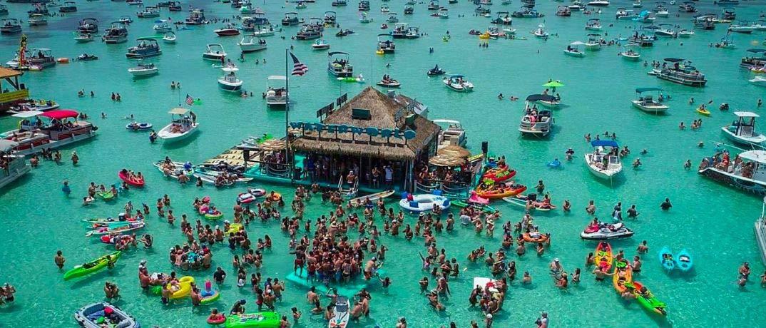 Crab Island Destin, FL