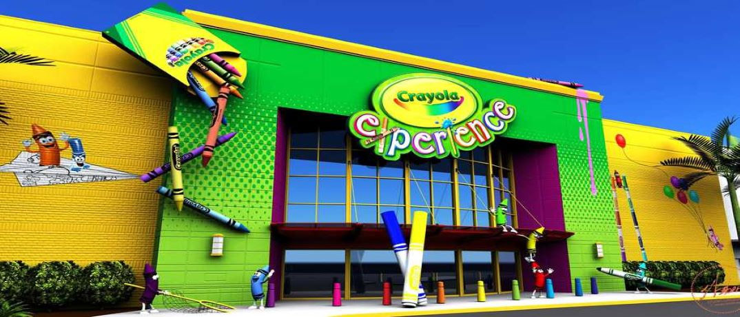The Crayola Experience Orlando