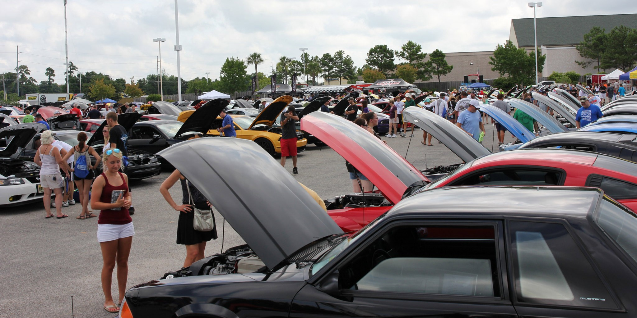 Mustang Week In Myrtle Beach Sc Hotels Amp Events