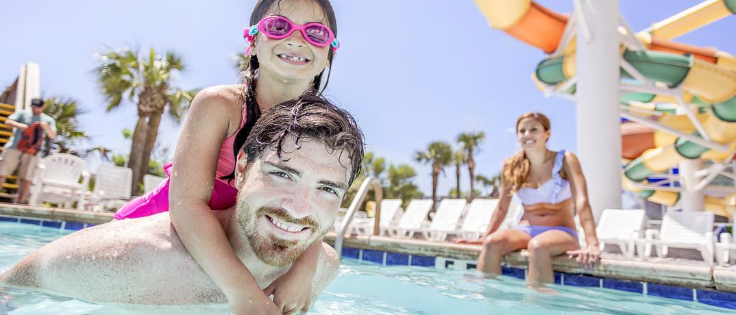 Crown Reef Resort Family