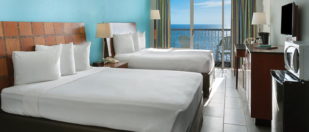 Crown Reef Resort Beds