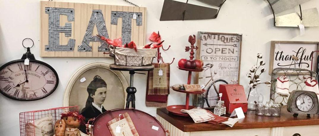 Destin Antique Stores