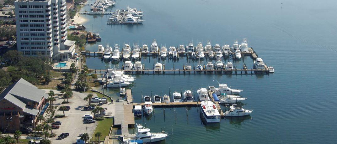 Information about Destin, FL Marinas