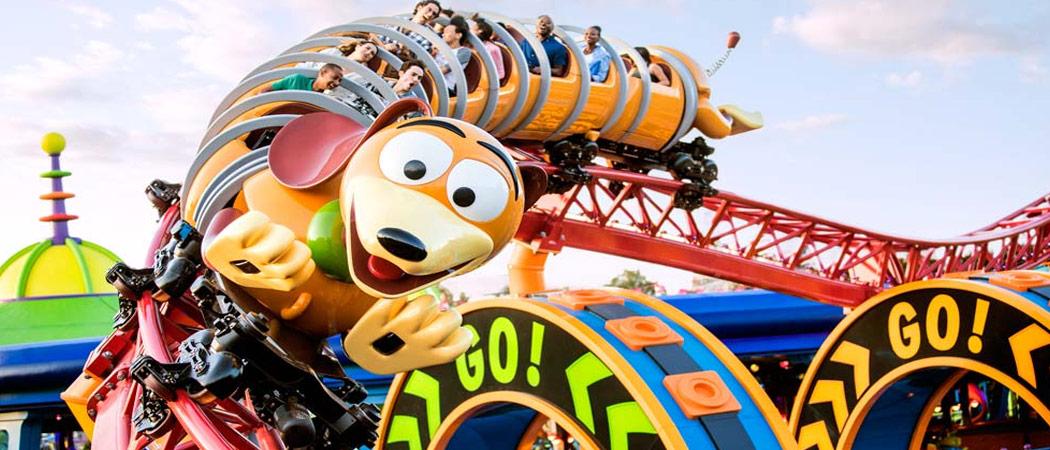 Disney Park Hopper Plus