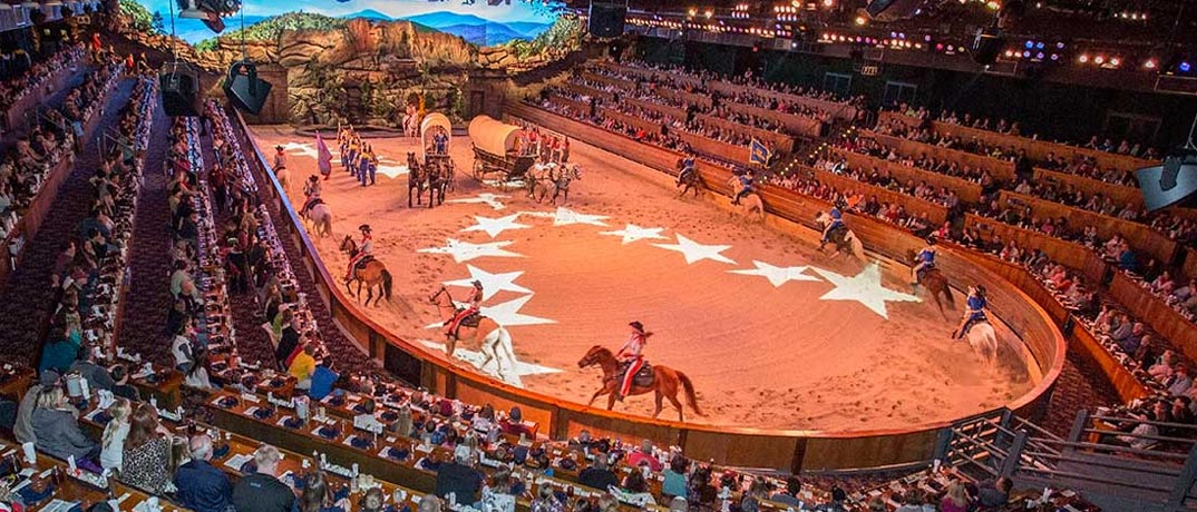 Dixie Stampede Pigeon Forge