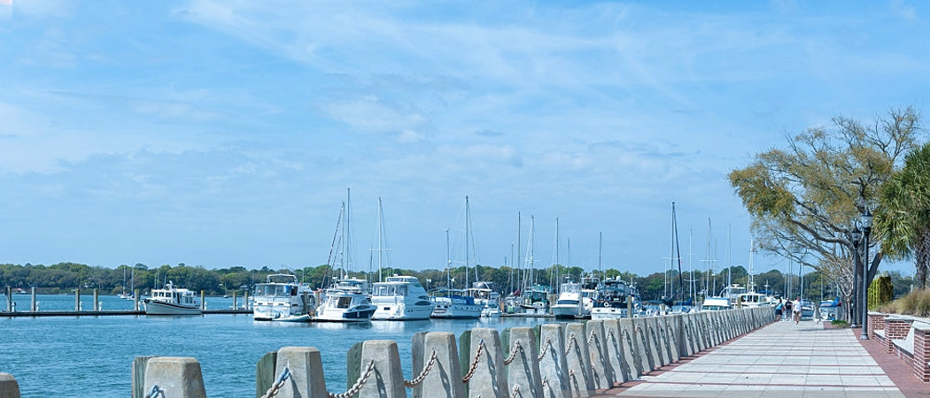 Dockside -Beaufort, SC