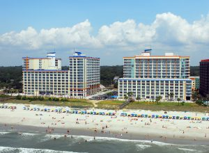 Dunes Village Resort in Myrtle Beach